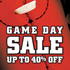NrG Advertising - West Lakes Mall Game Day Advertising Campaign