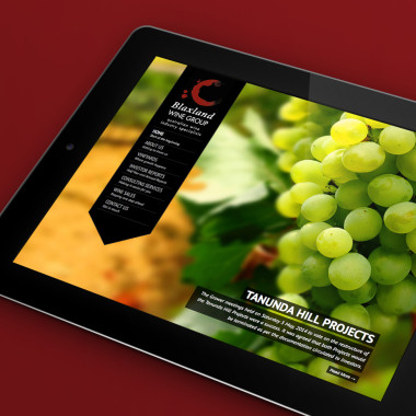 NRG-Advertising-Blaxland-Wine-Group-Website-thumb