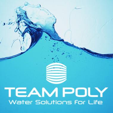 NRG Advertising Team Poly Corporate Rebranding