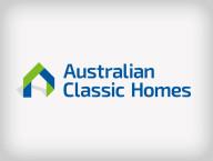 NRG Advertising Australian Classic Homes Logo Redevelopment