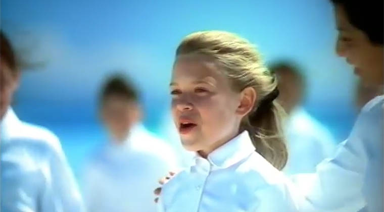Qantas I Still Call Australia Home 1998 TV Ad