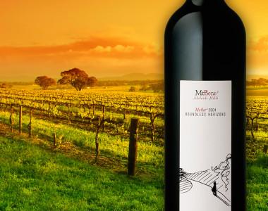NrG Advertising - Mt Bera Vineyards Wine Labels