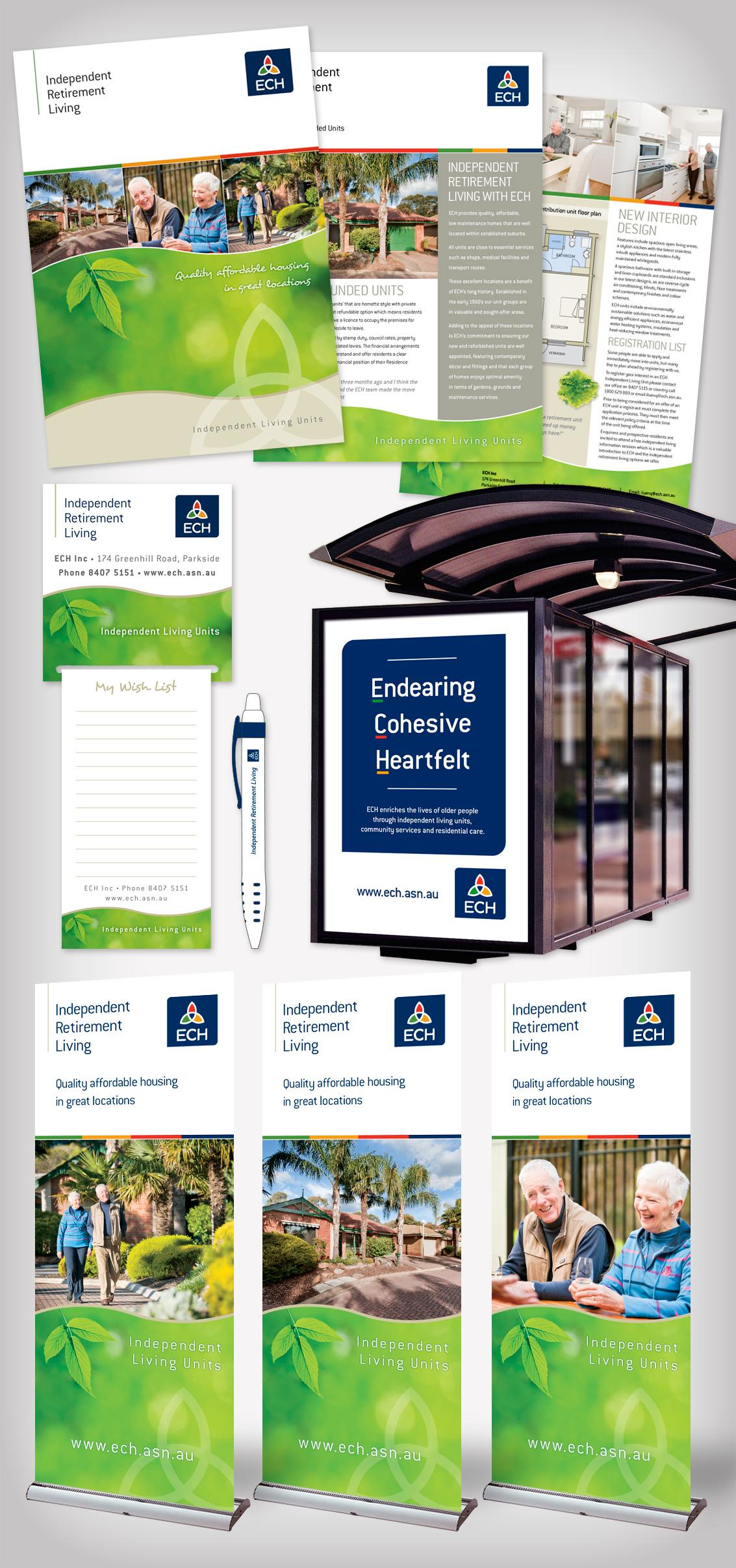 NrG Advertising - ECH ILU Rebranding