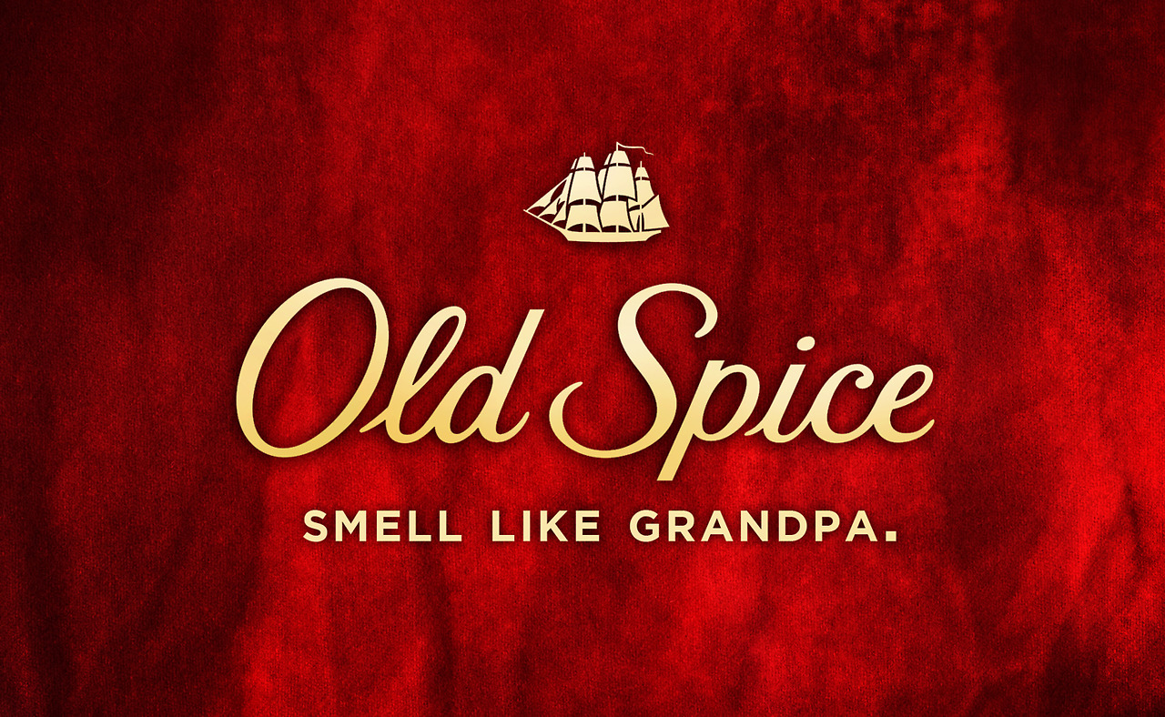 nrg advertising honest slogans esight old spice