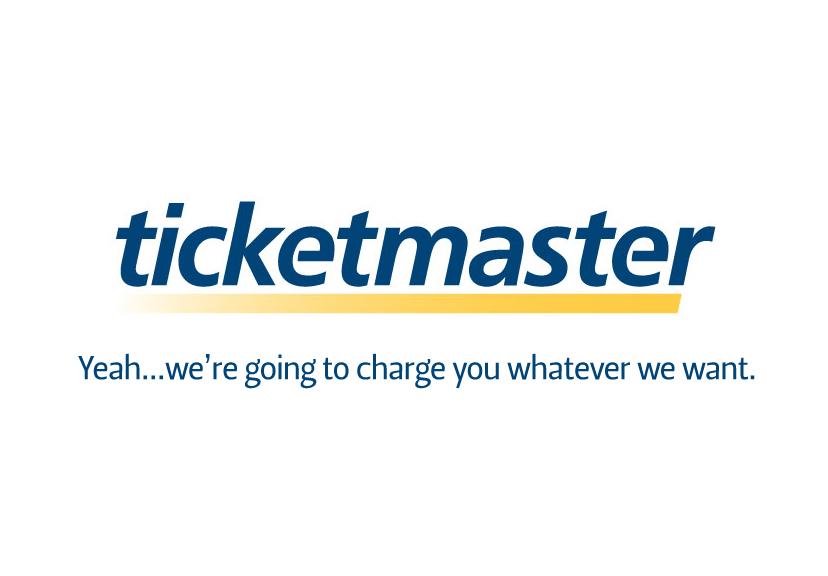 nrg advertising honest slogans esight ticketmaster
