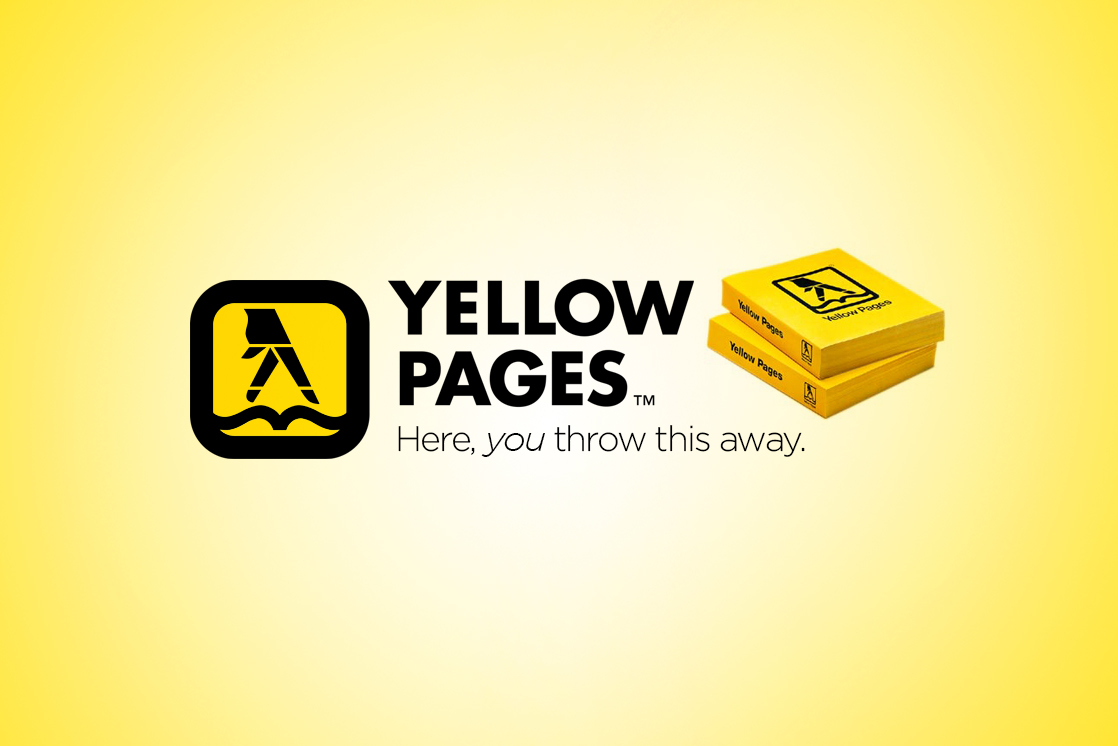 nrg advertising honest slogans esight yellow pages