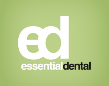 NRG Advertising Essential Dental Logo Redevelopment & Graphic Design