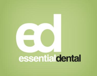 NRG Advertising Essential Dental Logo Redevelopment & Graphic Design