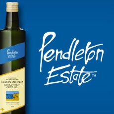 NRG Advertising Pendleton Estate Logo Redevelopment