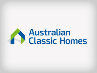 NRG Advertising Australian Classic Homes Logo Redevelopment
