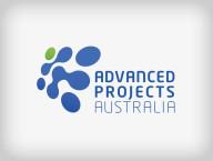 NRG Advertising Advanced Projects Australia Logo Redevelopment