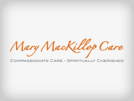 NRG Advertising Mary MacKillop Care Logo Redevelopment