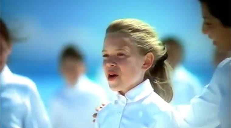 Qantas I Still Call Australia Home 1998 TV Ad