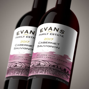 Evans Family Estate Corporate Branding